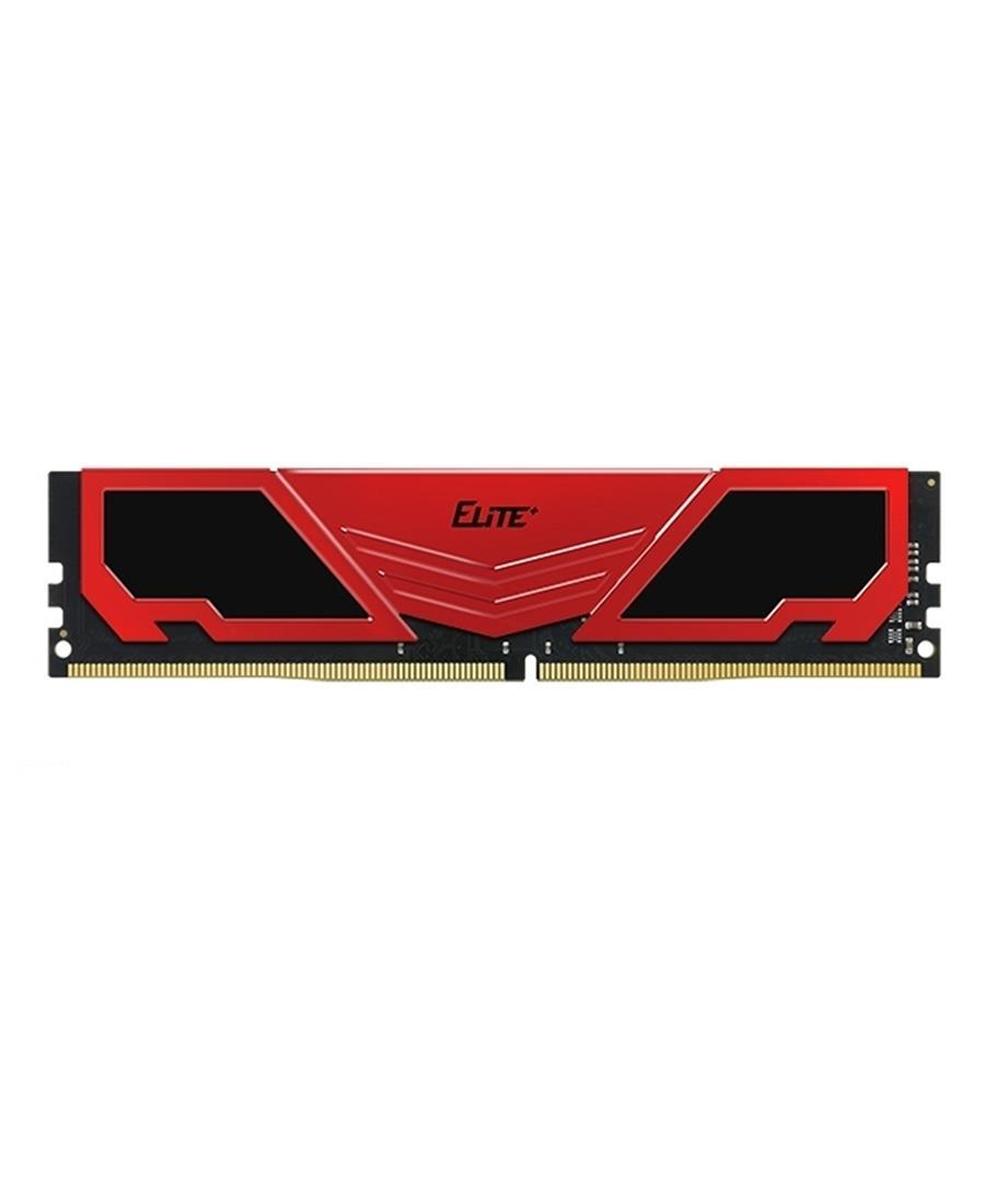 رم تیم گروپ Elite Plus 4GB DDR4 2400MHz CL16 Single Channel Desktop RAM