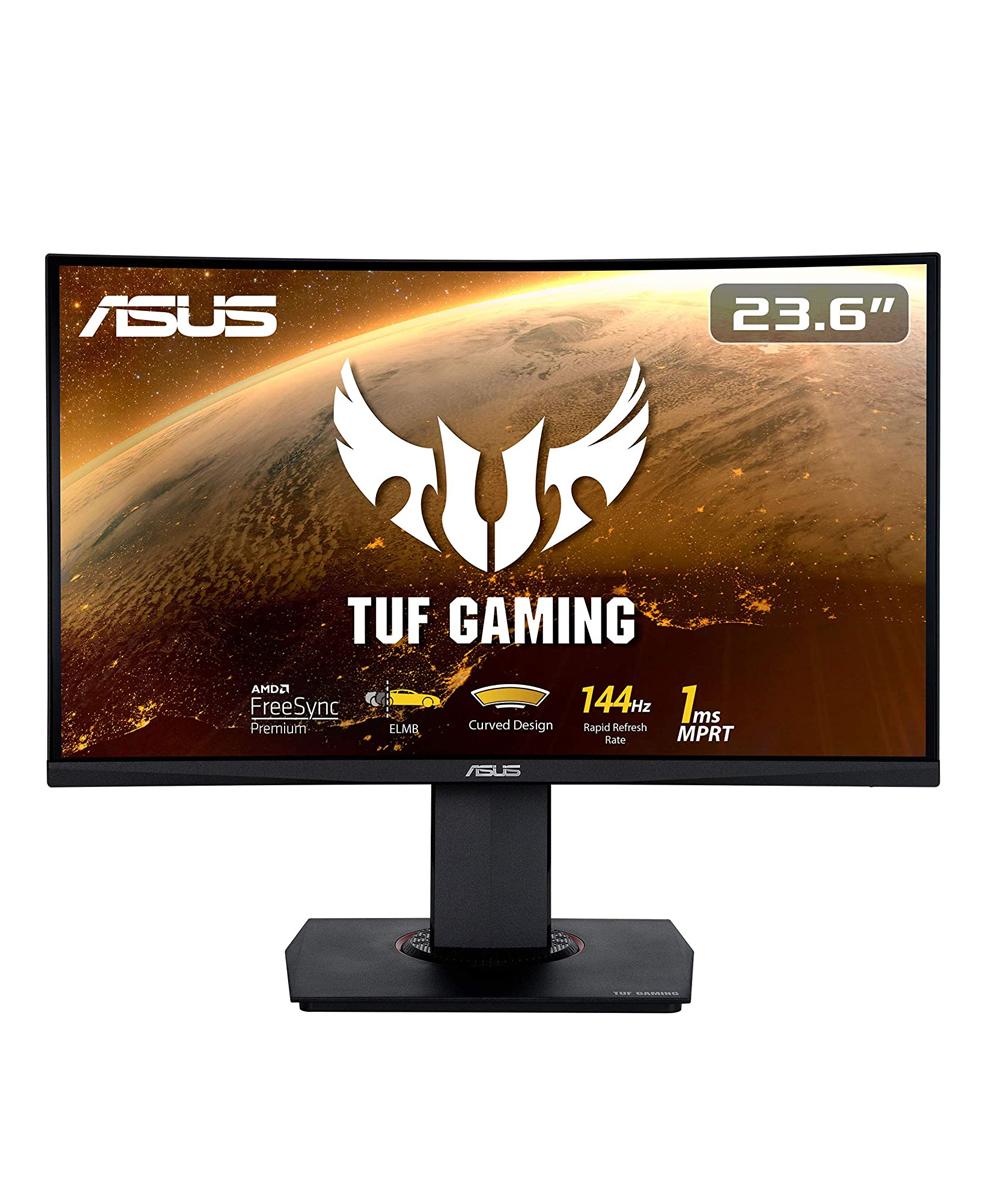 مانیتور گیمینگ 24 اینچ ایسوس TUF Gaming VG24VQ