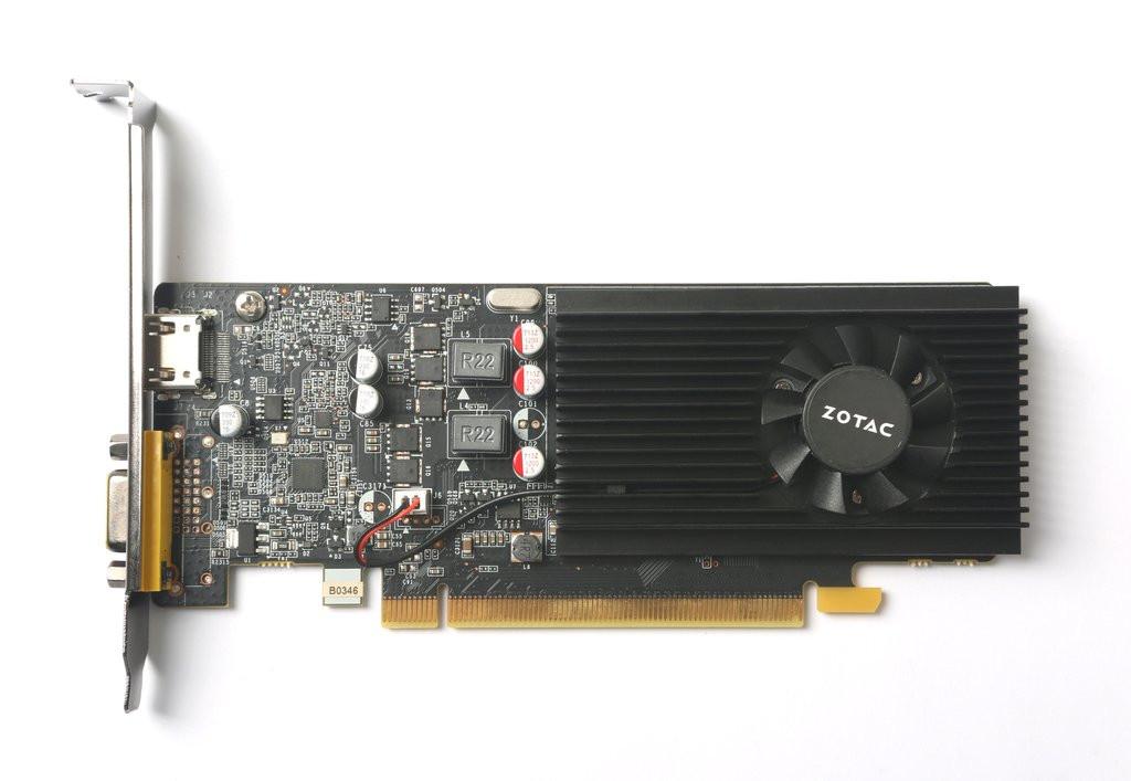 کارت گرافیک زوتک GeForce GT 1030 2GB ZT-P10300A-10L