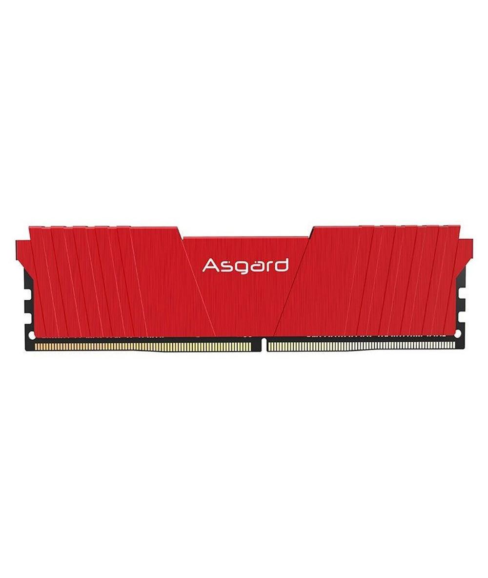 رم دسکتاپ DDR4 تک کاناله 2400 مگاهرتز CL17 آسگارد مدل LOKI T2 ظرفیت 4 گیگابایت