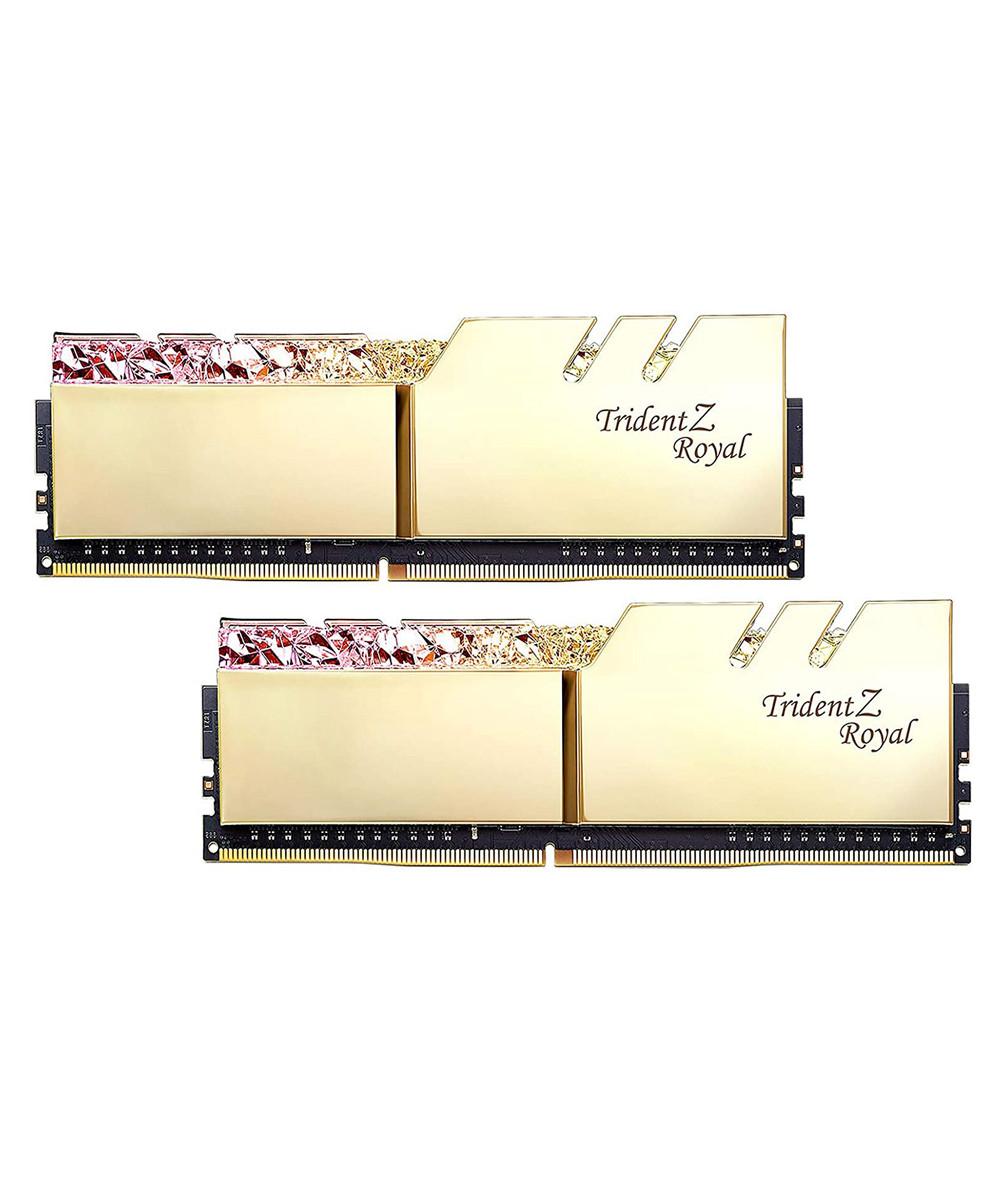رم جی اسکیل Trident Z Royal RG 16GB 4800MHz CL19
