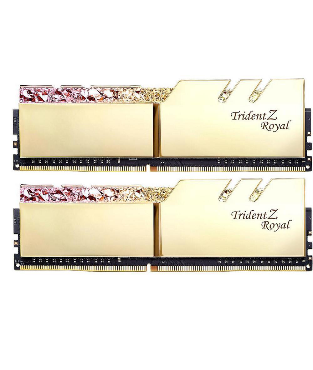 رم جی اسکیل  Trident Z Royal RG 32GB 3000MHz CL16