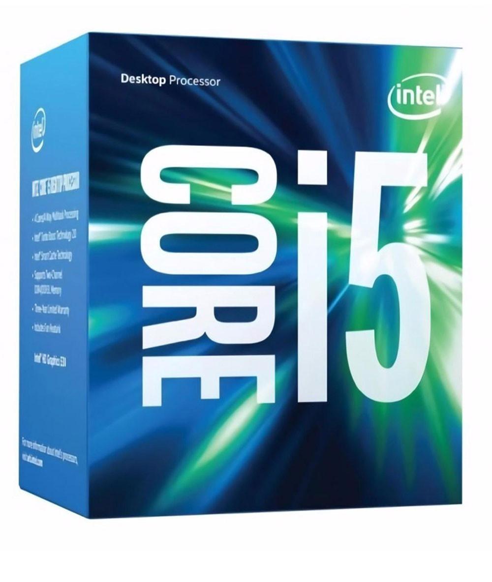 پردازنده اینتل Core i5 7400 Kaby Lake