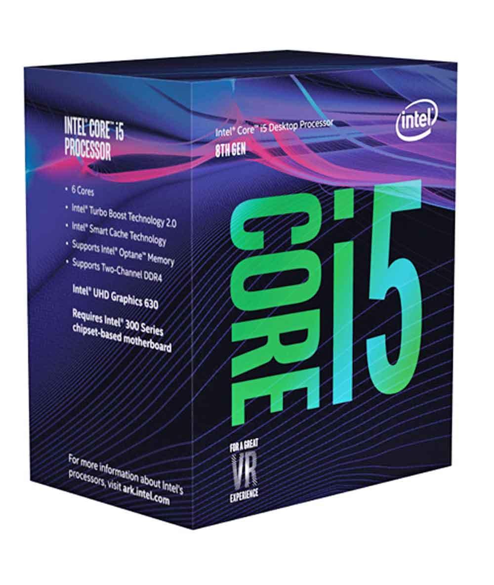 پردازنده اینتل Core i5 9400 Coffee Lake