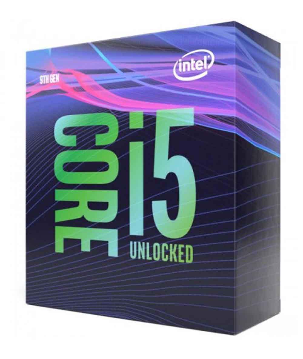 پردازنده اینتل Core i5 9600K