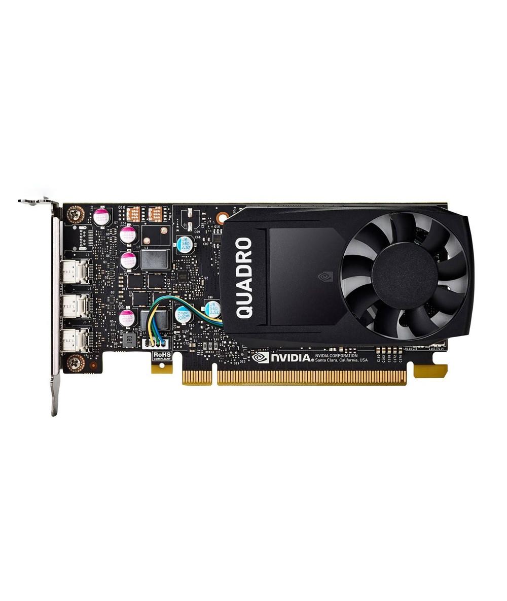 کارت گرافیک پی ان وای Nvidia Quadro P1000 4GB