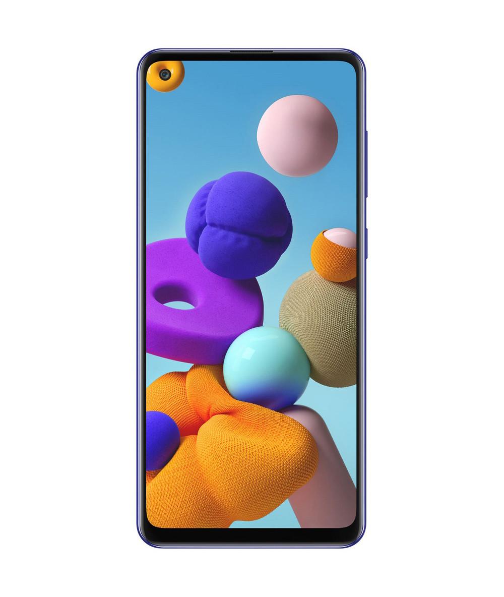 گوشی موبایل سامسونگ مدل Galaxy A21s دو سیم کارت