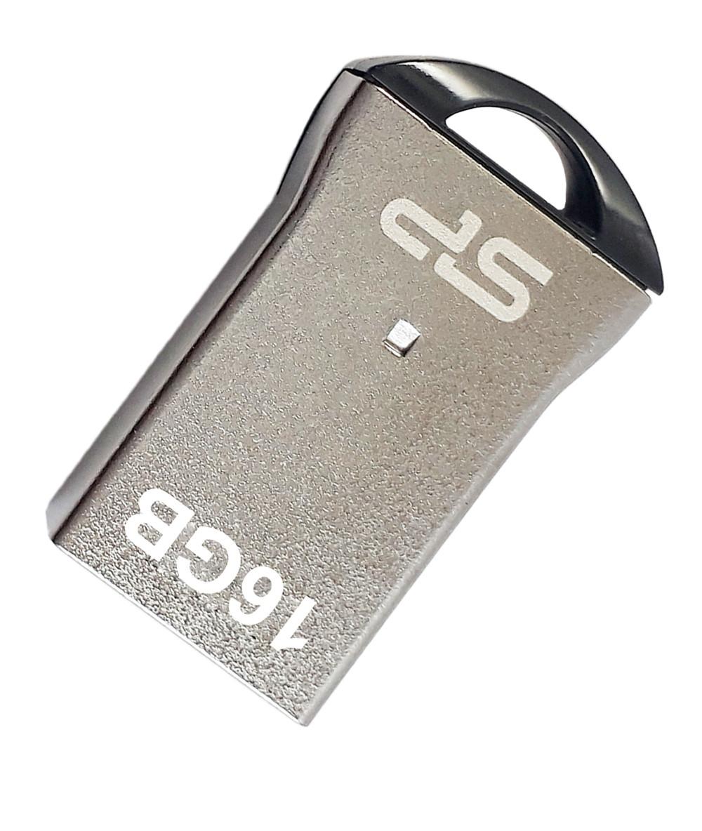فلش مموری سیلیکون پاور Touch T01 16GB