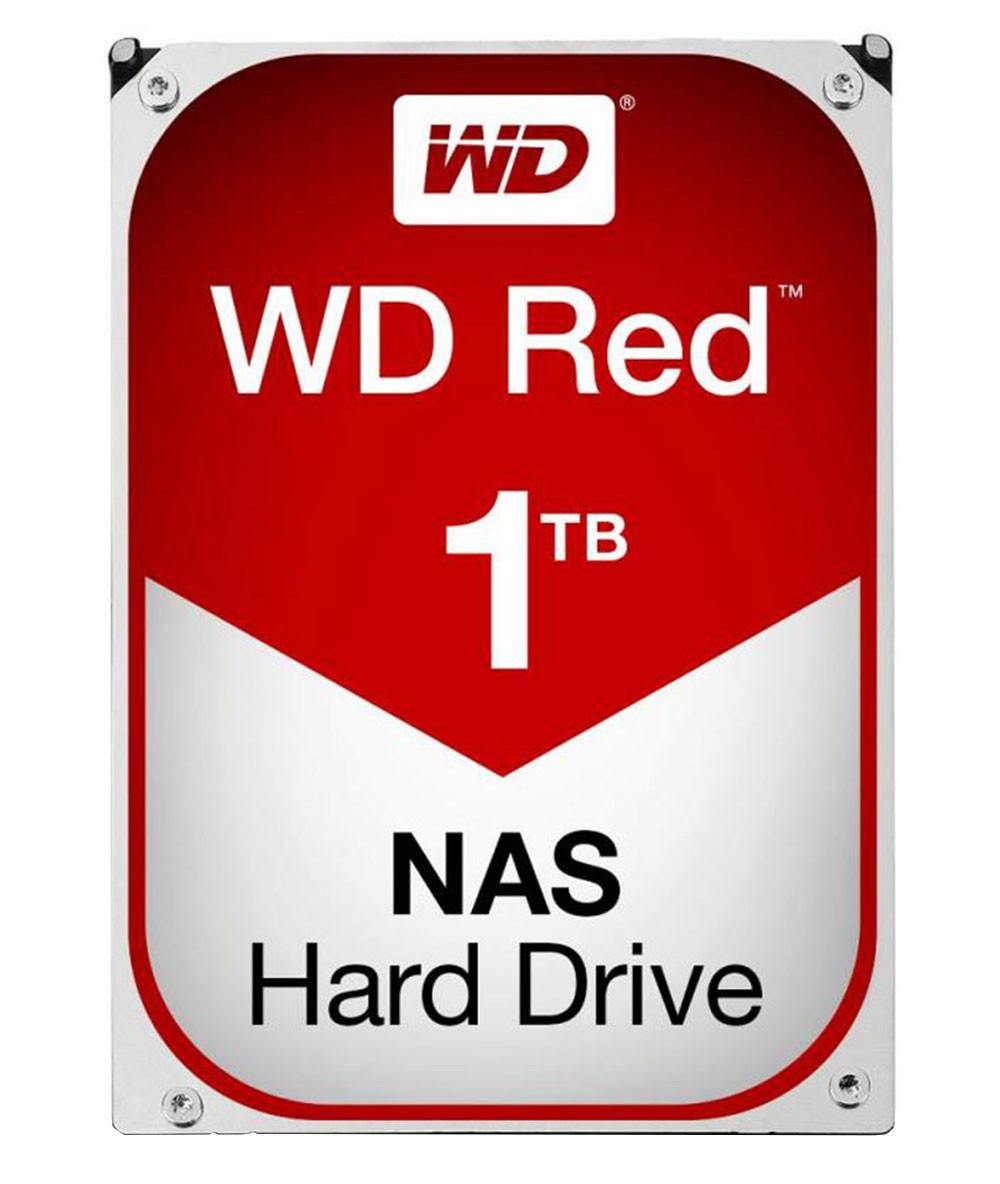 هارد اینترنال وسترن دیجیتال WD10EFRX RED 1TB