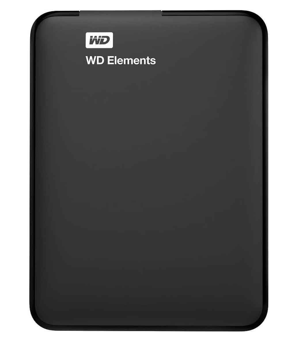 هارد اکسترنال وسترن دیجیتال Elements 1TB