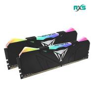 رم پاتریوت Viper RGB 32GB 16GBx2 3200MHz CL16 Black