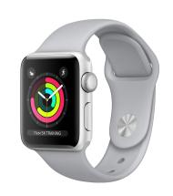ساعت هوشمند اپل Watch Series 3 GPS 42mm Silver Aluminium Case with Fog Sport Band