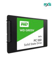 اس اس دی 120 گیگابایت وسترن دیجیتال WDS240G1G0A سری سبز