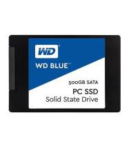 اس اس دی 500 گیگابایت وسترن دیجیتال WDS500G1B0A سری آبی