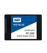 اس اس دی سری آبی 500 گیگابایت وسترن دیجیتال WDS100T1B0A