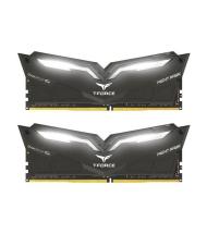 رم تیم گروپ T-Force Night Hawk LED 32GB DDR4 3000MHz CL16 Dual Channel Desktop RAM