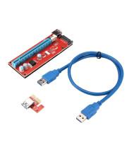مبدل رایزر PCIe x1 به PCIe x16 میت Ver007S