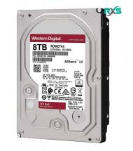 هارد اینترنال وسترن دیجیتال WD80EFAX Red 8TB 256MB Cache NAS Internal Hard Drive