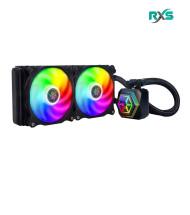 فن خنک کننده پردازنده سیلوراستون PF240-ARGB