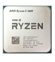 پردازنده بدون باکس ای ام دی RYZEN 5 3600X