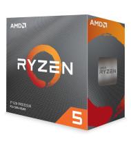 پردازنده مرکزی ای ام دی  RYZEN 5 3600XT