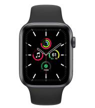ساعت هوشمند اپل Watch 44mm Series SE Space Aluminum Sport Band