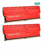 رم آسگارد Shadow Hunter RGB 16GB 8GBx2 3200MHz CL16