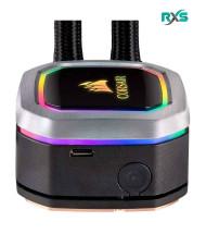 خنک کننده مایع پردازنده کورسیر HYDRO SERIES H100I RGB PLATINUM