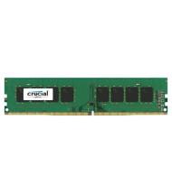 رم دسکتاپ DDR4 تک کاناله 2666 مگاهرتز CL19 کروشیال مدل CT4G4DFS8266 ظرفیت 4 گیگابایت
