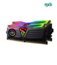 رم گیل SUPER LUCE RGB 16GB 8GB×2 3000MHz CL16