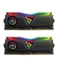 رم گیل SUPER LUCE RGB 32GB 16GB×2 3200MHz CL18