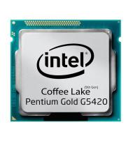 پردازنده بدون باکس اینتل Pentium Gold G5420 Coffee Lake