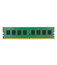 رم دسکتاپ DDR4 تک کاناله 2400 مگاهرتز کینگستون CL17 KVR ظرفیت 4 گیگابایت