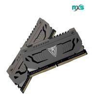 رم پاتریوت VIPER Steel 16GB 8GBx2 4400MHz CL16