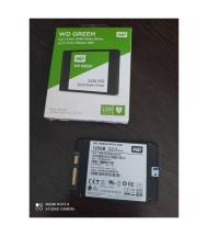 اس اس دی 120 گیگابایت وسترن دیجیتال WDS120G2G0A سری سبز