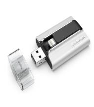 فلش مموری سن ديسک  iXpand USB and Lightning OTG 16GB