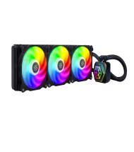 فن خنک کننده پردازنده سیلوراستون PF360-ARGB