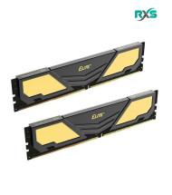رم تیم گروپ Elite Plus 8GB 4GB×2 3200MHz CL22