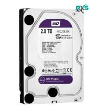 هارد اینترنال وسترن دیجیتال Purple WD20EJRX 2TB