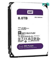 هارد اینترنال وسترن دیجیتال Purple WD80EJRX 8TB