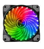 فن کیس بایوستار RACING VIVID LED