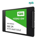 اس اس دی 120 گیگابایت وسترن دیجیتال WDS120G1G0A Green