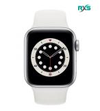ساعت هوشمند اپل 6 Space Gray Aluminum Case 40mm with Sport Band