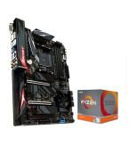 باندل مادربرد بایوستار X570GT8 به همراه پردازنده ای ام دی Ryzen9 3900X