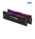 رم کینگستون HyperX Predator RGB 32GB 16GBx2 3200MHz CL16