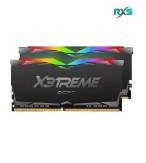 رم او سی پی سی X3 RGB Black 32GB 16GB×2 3600MHz C18