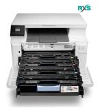 پرینتر رنگی لیزری اچ پی LaserJet Pro MFP M180n