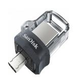 فلش مموری سن ديسک Ultra Dual Drive M3.0 16GB