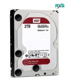 هارد اینترنال وسترن دیجیتال Red WD20EFRX 2TB
