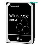 هارد اینترنال وسترن دیجیتال Black WD6003FZBX 6TB